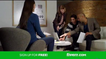 Fiverr TV Spot, 'Business Boost' - Thumbnail 1