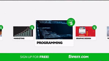 Fiverr TV Spot, 'Business Boost' - Thumbnail 4