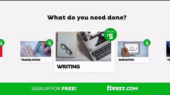 Fiverr TV Spot, 'Business Boost' - Thumbnail 5