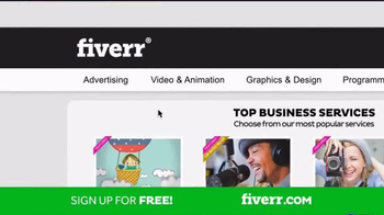 Fiverr TV Spot, 'Business Boost' - Thumbnail 7