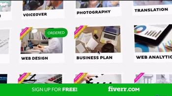 Fiverr TV Spot, 'Business Boost' - Thumbnail 8