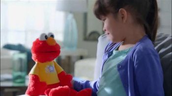 Let's Imagine Elmo TV Spot