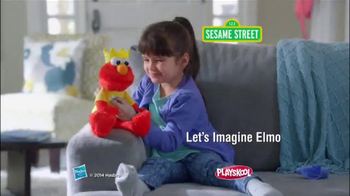 Let's Imagine Elmo TV Spot - Thumbnail 9
