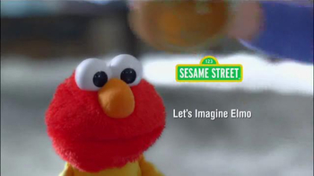 Let's Imagine Elmo TV Spot - Thumbnail 3