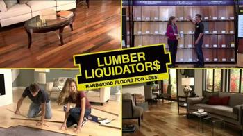 Lumber Liquidators 2014 Fall Flooring Season TV Spot, 'Flooring On Sale' - Thumbnail 3