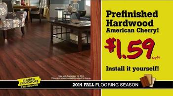 Lumber Liquidators 2014 Fall Flooring Season TV Spot, 'Flooring On Sale' - Thumbnail 6