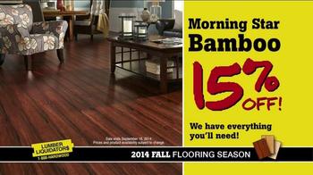 Lumber Liquidators 2014 Fall Flooring Season TV Spot, 'Flooring On Sale' - Thumbnail 7