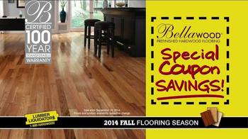 Lumber Liquidators 2014 Fall Flooring Season TV Spot, 'Flooring On Sale' - Thumbnail 8