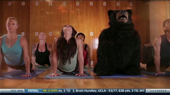Black Bear Diner TV Spot, 'Yoga Bear'