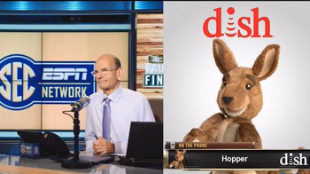 Dish Network SEC Network TV Spot, 'Game Day Traditions' Feat. Paul Finebaum - 3 commercial airings