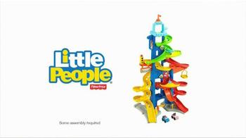 Little People City Skyway TV Spot, 'Start Your Engines' - Thumbnail 9