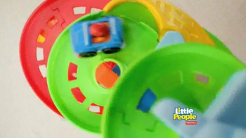 Little People City Skyway TV Spot, 'Start Your Engines' - Thumbnail 4