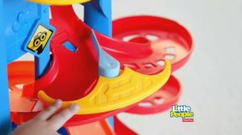 Little People City Skyway TV Spot, 'Start Your Engines' - Thumbnail 5