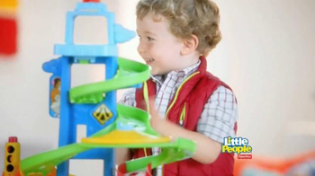 Little People City Skyway TV Spot, 'Start Your Engines' - Thumbnail 7