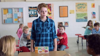 Applegate Half Time TV Spot, 'Natural and Organic Lunch Kit'