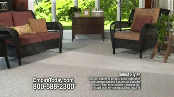 Empire Today 50/50/50 Sale TV Spot, 'Schedule your Free Home Estimate' - Thumbnail 1