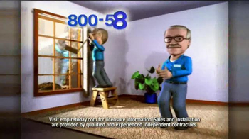 Empire Today 50/50/50 Sale TV Spot, 'Schedule your Free Home Estimate' - Thumbnail 8