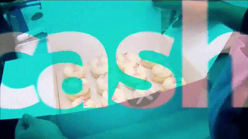 Quicksilver Card TV Spot, '1.5% Cash Back on Cupcakes & Wedding Dresses' - Thumbnail 3