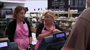Quicksilver Card TV Spot, '1.5% Cash Back on Cupcakes & Wedding Dresses' - Thumbnail 4