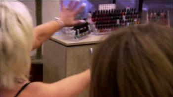Quicksilver Card TV Spot, '1.5% Cash Back on Cupcakes & Wedding Dresses' - Thumbnail 8