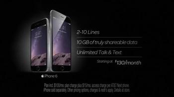 AT&T iPhone 6 TV Spot, 'Big Game' - Thumbnail 9