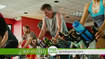 Depend Real Fit TV Spot, 'Like Real Underwear' - Thumbnail 4