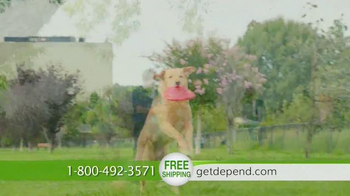 Depend Real Fit TV Spot, 'Like Real Underwear' - Thumbnail 5