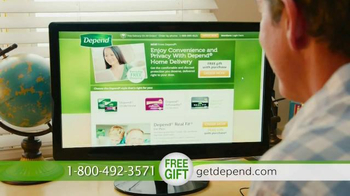 Depend Real Fit TV Spot, 'Like Real Underwear' - Thumbnail 6