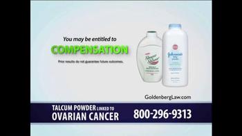 Goldenberg Law TV Spot, 'Talcum Powder' - Thumbnail 3