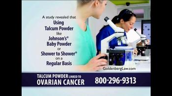 Goldenberg Law TV Spot, 'Talcum Powder' - Thumbnail 5