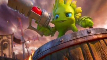 Skylanders Trap Team TV Spot, \'If You Can\'t Beat Em, Eat Em\'