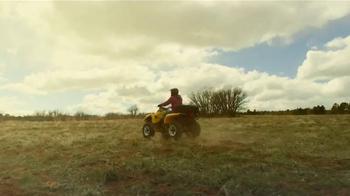 Can-Am Outlander L TV Spot, 'Job Well Done'