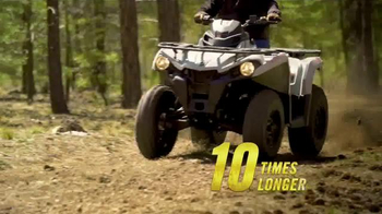 Can-Am Outlander L TV Spot, 'Job Well Done' - Thumbnail 7