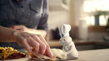 Pillsbury Grands! Flaky Layers TV Spot, 'Unsloppy Joes' - 3556 commercial airings