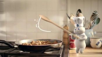Pillsbury Grands! Flaky Layers TV Spot, 'Unsloppy Joes' - Thumbnail 2