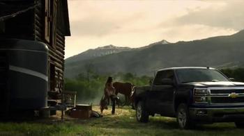 2014 Chevy Silverado TV Spot, 'New Anthem: Born Free' Song by Kid Rock - Thumbnail 5