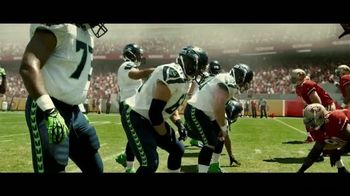 DURACELL Quantum TV Spot, 'NFL On the Line: The Seattle Seahawks' [Spanish]