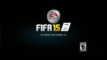 FIFA 15 TV Spot, 'The Play' Featuring Lionel Messi - Thumbnail 9