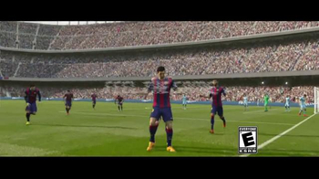 FIFA 15 TV Spot, 'The Play' Featuring Lionel Messi - Thumbnail 8