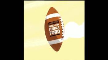 Ford F-Series TV Spot, 'Gran Venta Hecha con Fuerza Ford' [Spanish] - Thumbnail 1