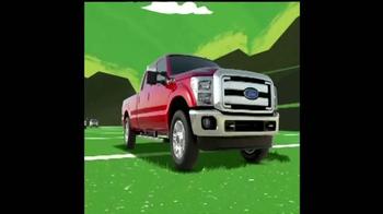 Ford F-Series TV Spot, 'Gran Venta Hecha con Fuerza Ford' [Spanish] - Thumbnail 5
