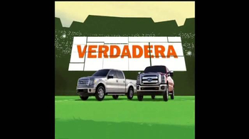 Ford F-Series TV Spot, 'Gran Venta Hecha con Fuerza Ford' [Spanish] - Thumbnail 7