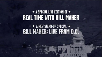 HBO TV Spot, 'Real Time With Bill Maher: Live From D.C.' - Thumbnail 10