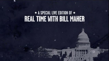 HBO TV Spot, 'Real Time With Bill Maher: Live From D.C.' - Thumbnail 9