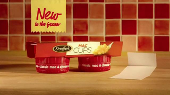 Stouffer's Mac Cups TV Spot, 'Love Story' Song by Supertramp