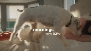 IKEA TV Spot, 'Morning Anthem: Bedrooms and Bathrooms' Song by Holly Maher - Thumbnail 2