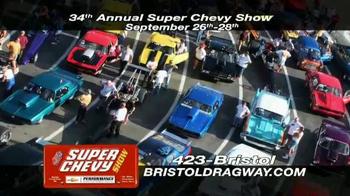 Bristol Dragway 34th Annual Super Chevy Show TV Spot - Thumbnail 2