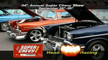 Bristol Dragway 34th Annual Super Chevy Show TV Spot - Thumbnail 4