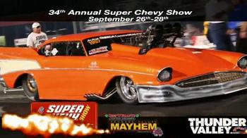 Bristol Dragway 34th Annual Super Chevy Show TV Spot - Thumbnail 5