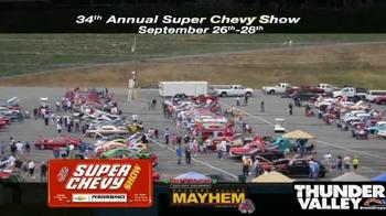 Bristol Dragway 34th Annual Super Chevy Show TV Spot - Thumbnail 6